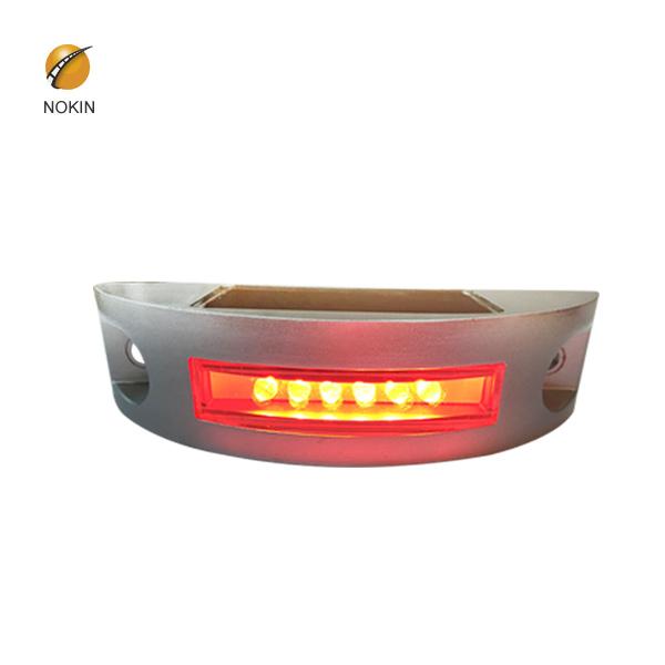 D Type Aluminuim Solar Road Stud Light with 6 LED NK-RS-T1