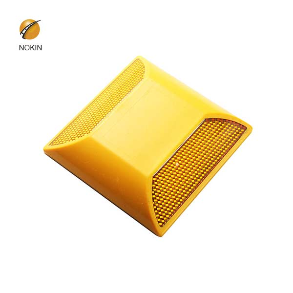 Plastic Reflective Amber Studs Motorway From China NK-1002