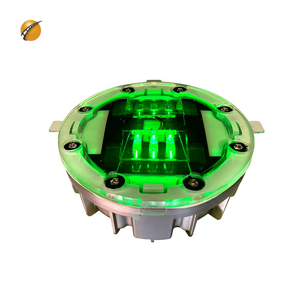 Embedded Solar Road Stud For Sale With Five Colors NK-RS-X5