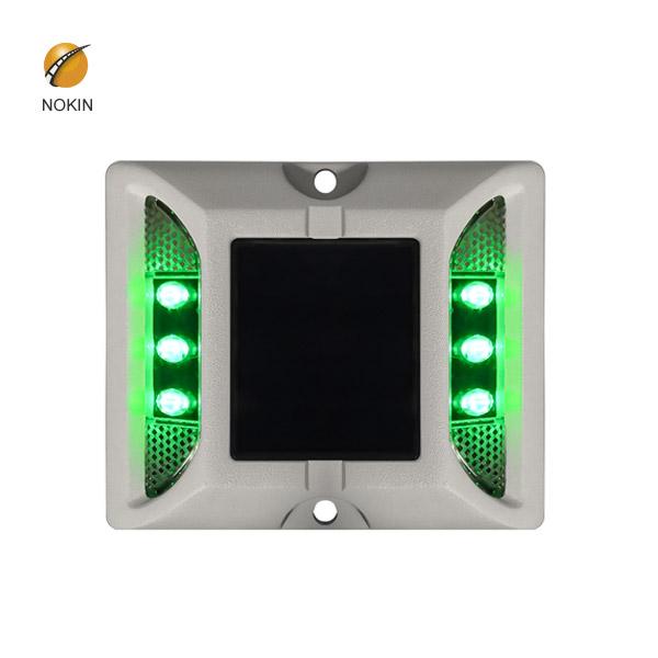 NOKIN Aluminium Raised Solar Road Stud Light For Highway NK-RS-A6-1