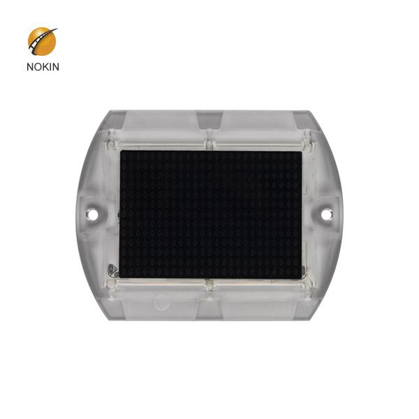 NOKIN PC Solar Powered Road Stud Light For Bikeway NK-RS-Q7